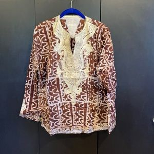 Traditional African Shirt